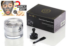 Aliver Mineral-Rich Magnetic Face Mask Pore Cleansing Removes Skin Impurities