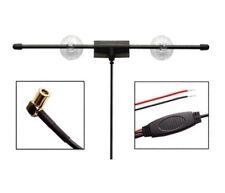 El Zorro SMB 12V Booster 96db ganancia Coche Digital DVB-T TV FM DAB Antena pequeñas y medianas empresas