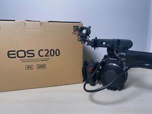 Used Canon C200 Cinema Camera