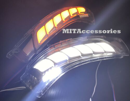 MIT TOYOTA PRIUS 10-15 LED mirror sequential turn signal courtesy parking light