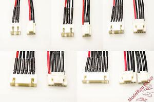 Balancerkabel-Adapter-JST-XH-Stiftwanne-TP-Buchsenleiste-2S-6S-Lipo-Pack