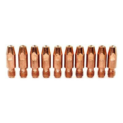 140.0442 MIG Welding Contact Tips M8 x 30mm x 1.2mm for Binzel MB 36KD Qty-10