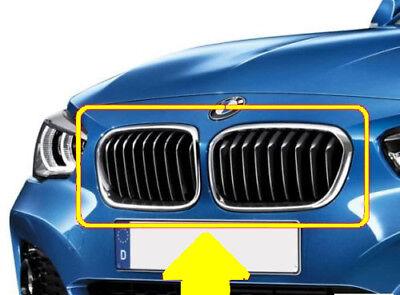 Genuine BMW F20N F21N Front Radiator Kidney Sport Grille Left OEM 51137371685