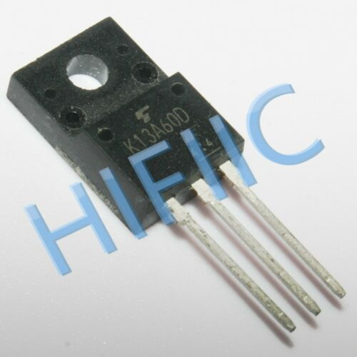 TK13A60D K13A60D Switching Regulator Applications TO220F