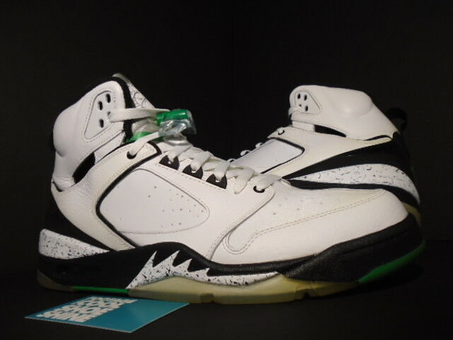 super popular 84f91 cf24a 2018 Nike Air Air Air JORDAN SIXTY PLUS 60 V 5 RETRO Blanc Vert Noir  364806-131 NEW 12 cc7131