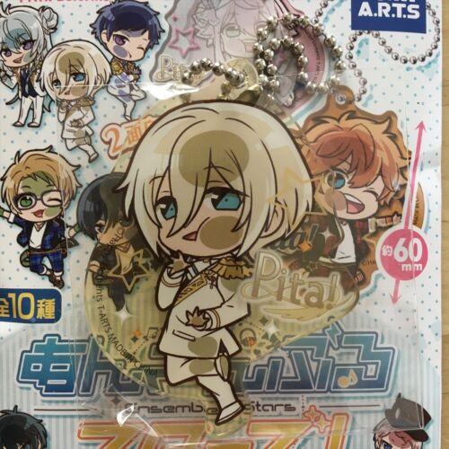 Ensemble étoiles acrylique-Porte-clés PITA-Shu Mika Eichi Wataru Tori Mao SUBARU