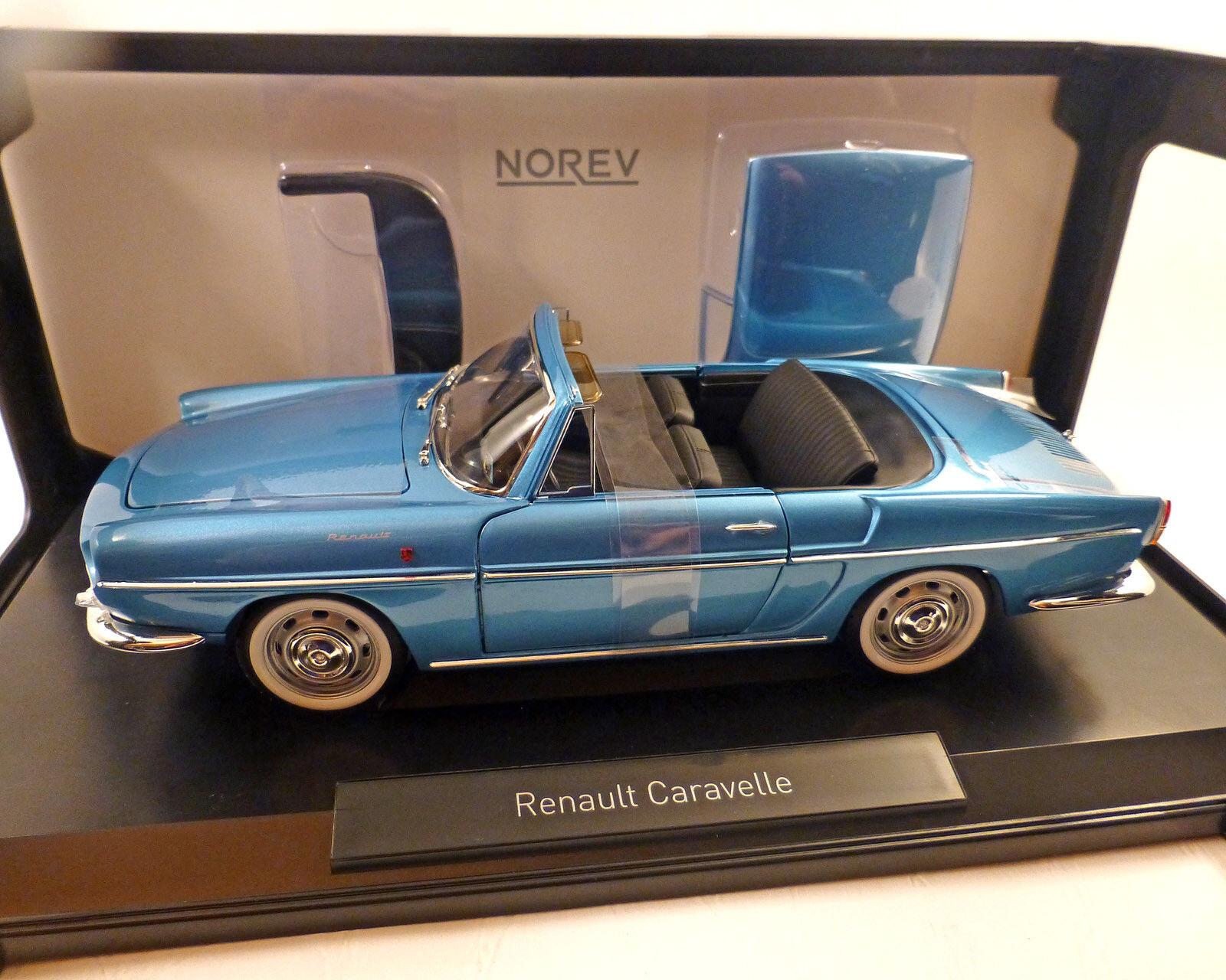 tomamos a los clientes como nuestro dios Renault Cocheavelle, Cocheavelle, Cocheavelle, Azul Metálico, 1 18 - Norev  colores increíbles