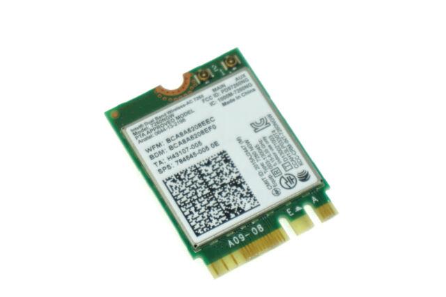 New Genuine HP Chromebook 14-AK Series WiFi Bluetooth Card 784645-005