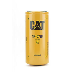 Details about Caterpillar 1R0716 Engine Oil Filter 3406 C15 Genuine OEM  Standard Efficiency