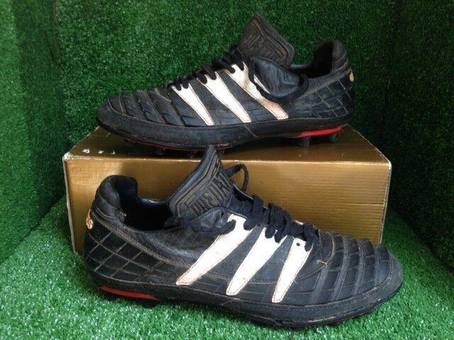 Adidas Touch 1995 estoque rapied Taza manía FG Vintage Talla 9,5 9 43