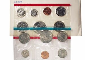 """1980 /""""P /& D/"""" United States Coin Set"""