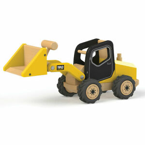 Tidlo-Wooden-Front-End-Loader-Construction-Vehicles-Roleplay-Accessories