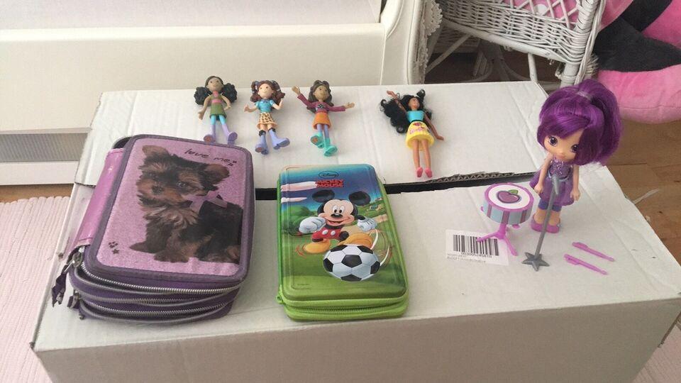 Barbie, Blandet legetøj