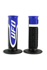 UFO AXIOM Triple density Motocross MX Enduro Grips Blue