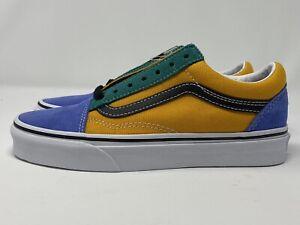 Vans Old Skool Mix \u0026 Match Yellow Green