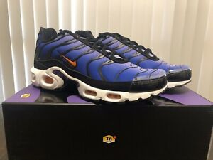 Nike Air Max Plus OG VOLTAGE PURPLE AVAILABLE NOW The