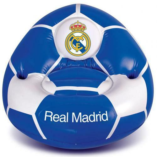 Real Madrid F.C Inflatable Chair Official Merchandise