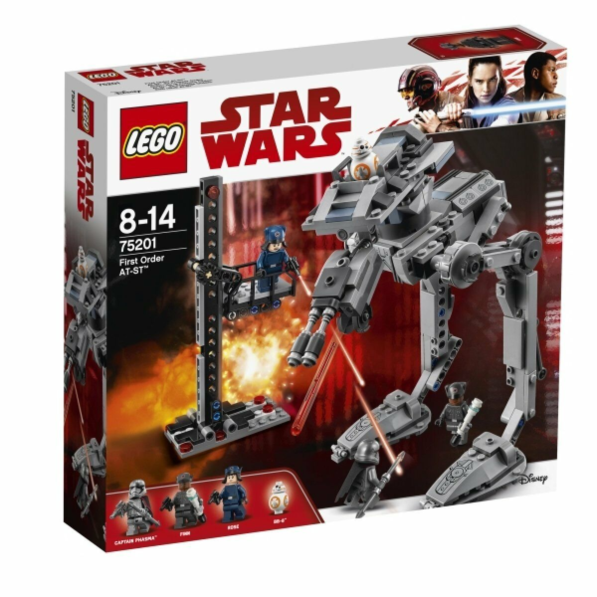 LEGO ® Star Wars 75201 Set First Order AT-ST