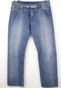 Levi's Strauss & Co Hommes 501 Jeans Jambe Droite Taille W38 L34 BBZ685