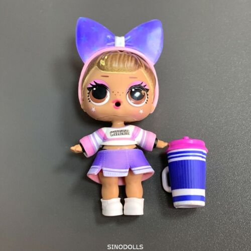 LOL Surprise Doll SIS CHEER BABY UNDERWRAPS Big SIS Sister CHEERLEADER boy toy