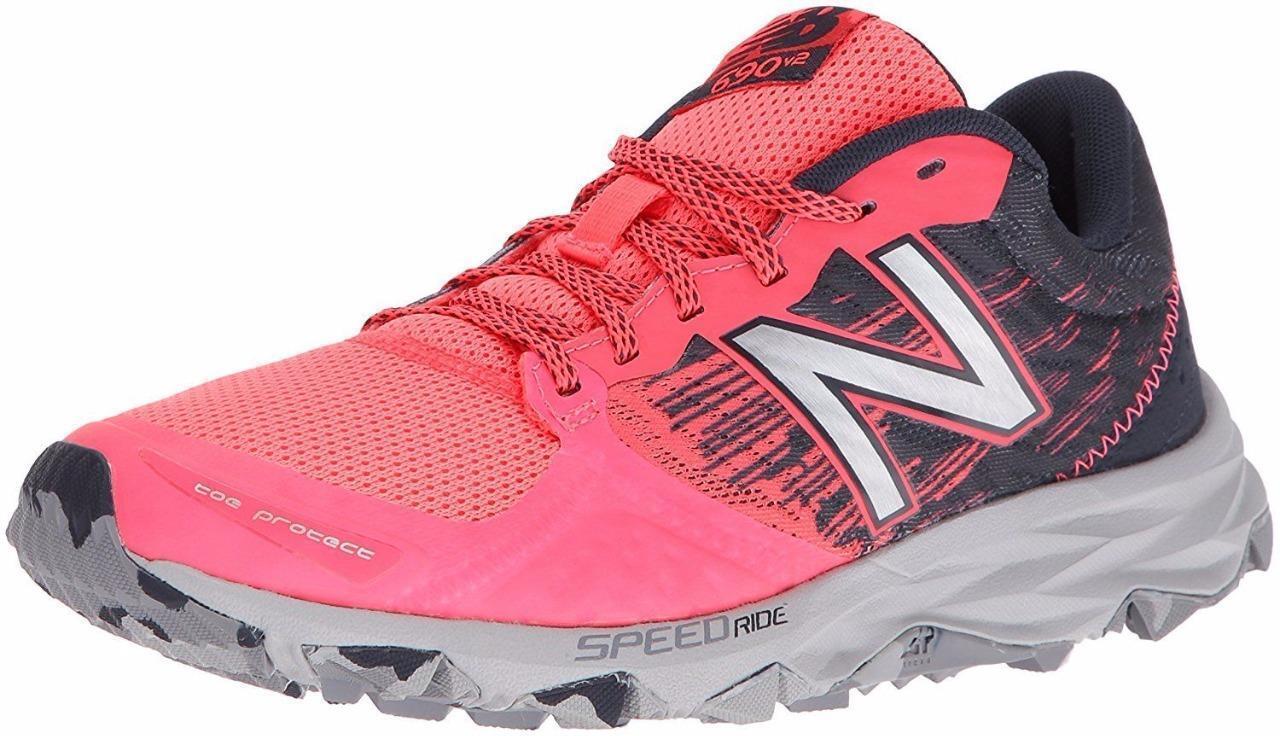 New Balance 690V2 Women's Trail Running Shoes 690 Pink Sz 10.5 M***New***
