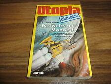 UTOPIA CLASSICS  # 39 -- das WELTRAUM-MONOPOL  // Jack Vance 1982