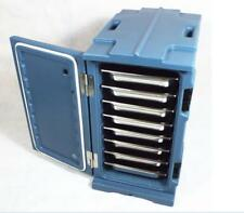 Food Transport Carrier Expandable Catering Hot Pan Warmer Plates not included