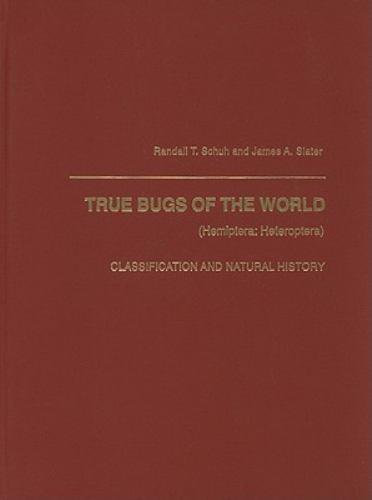 True Bugs of the World (Hemiptera Heteroptera): Classification and Natural Histo