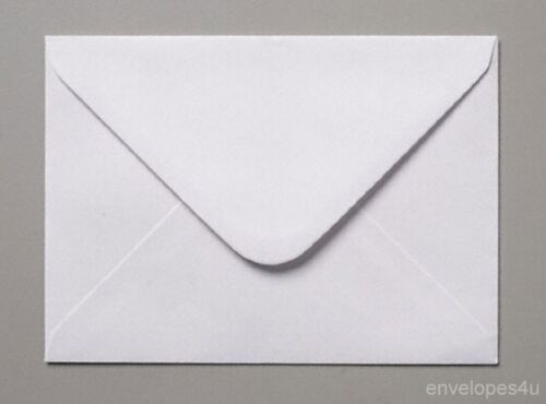 C7//A7 blanc C7 Mini Enveloppes 82 x 113 mm 100gsm RSVP Save the Date Libre p/&p!