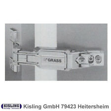 Grass Banda De Olla Bisagra Serie 1213 165° Aufschiebetechnik Gran Angular