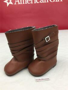 American-Girl-of-the-Year-Saige-Brown-Tall-Meet-Boots-Side-Buckle