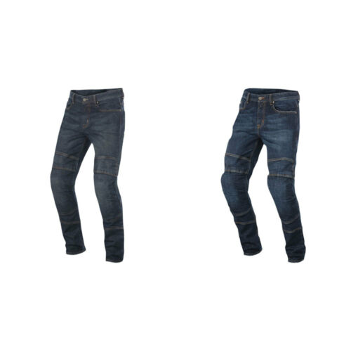Alpinestars Crack Denim Motorcycle Street Riding Pants Choose Size /& Color