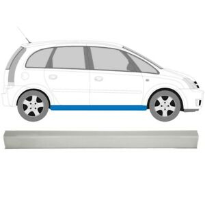 VAUXHALL-OPEL-MERIVA-A-2003-2010-SILL-REPAIR-PANEL-ROCKER-PANEL-RIGHT-LEFT