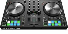 Native Instruments Traktor S2 MK3 DJ Controller & Audio Interface Genuine New