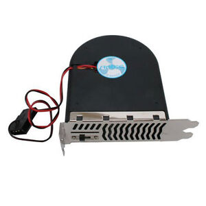 antec super cyclone blower cooling fan dual pci slot. Black Bedroom Furniture Sets. Home Design Ideas