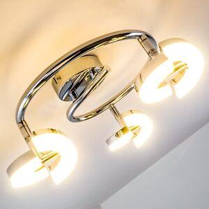plafonnier design moderne lampe de s jour led lampe suspension lustre 115030 ebay. Black Bedroom Furniture Sets. Home Design Ideas