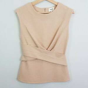 SEED-HERITAGE-Womens-Sleeveless-Top-Size-XS-or-AU-8-US-4