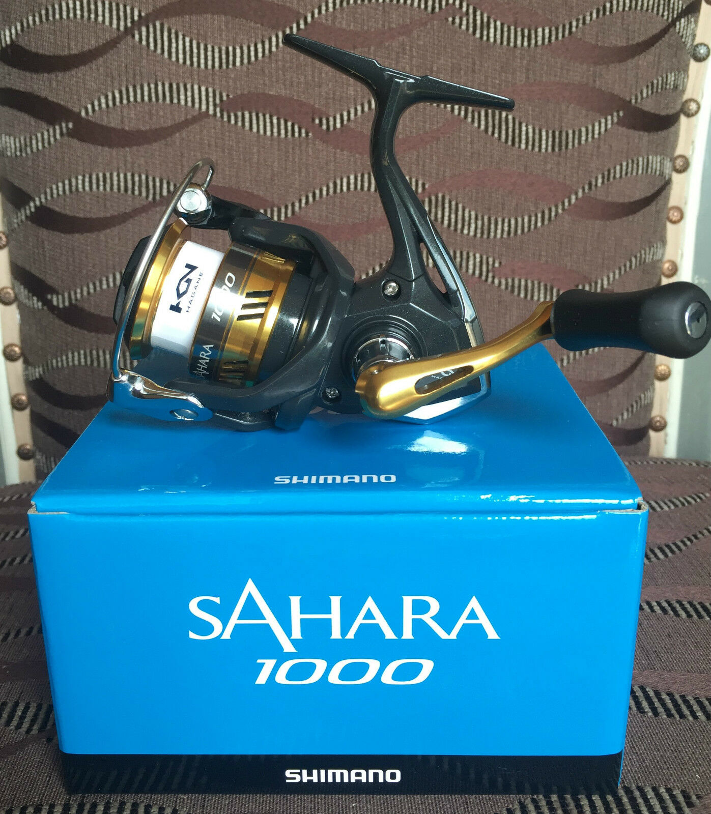 Shimano  Sahara 1000 FI Spinnrolle  selling well all over the world
