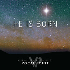 Byu Vocal Point - He Is Born [New CD]