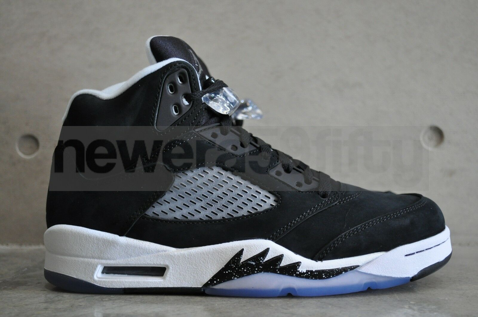 Nike Air Jordan Jordan Jordan 5 Retro Oreo - Noir Cool-Gris-Blanc f5d778