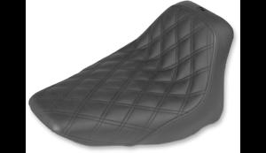 Black Saddlemen 06-17 Harley FLSTC Renegade LS Solo Seat Standard