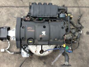 2006-PEUGEOT-307-1-6-16V-NFU-MILEAGE-115K-ENGINE-FULL-CAR-FOR-SPARES