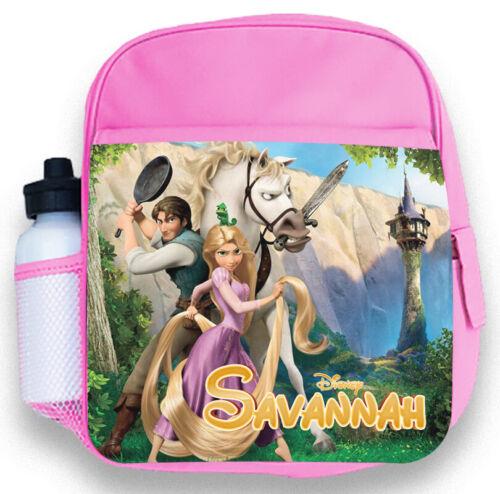 Zaino Bambini Personalizzato Qualsiasi Nome Ragazza aggrovigliati Childrens Back To School Bag 2