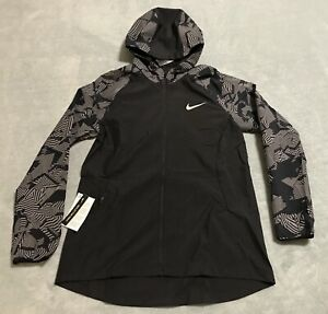8245a1e0c5 Image is loading Nike-Essential-Flash-Reflective-Running-Jacket-Women-039-