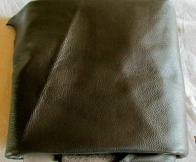 BR113 Leather Brahma Cow Hide Hides Cowhide Upholstery Fabric 65 Earth Brown