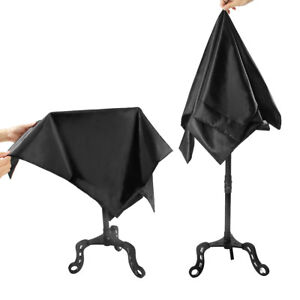 Floating-Table-Magician-Levitation-Trick-with-Cloth-Set-Stage-Magic-Flying-Prop