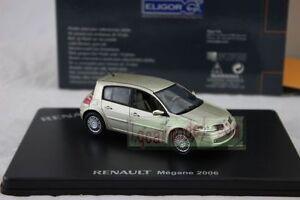 ELIGOR-1-43-RENAULT-MEGANE-2006-metalliques-modele-prix-special