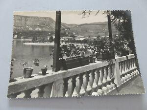 CP Carte Postale Période Lac De Garda Shipped 1953