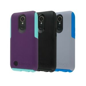 new style f4515 cb998 Details about NIB OtterBox Achiever Series Case for LG K20 V / Plus /  Harmony - Gray / Purple