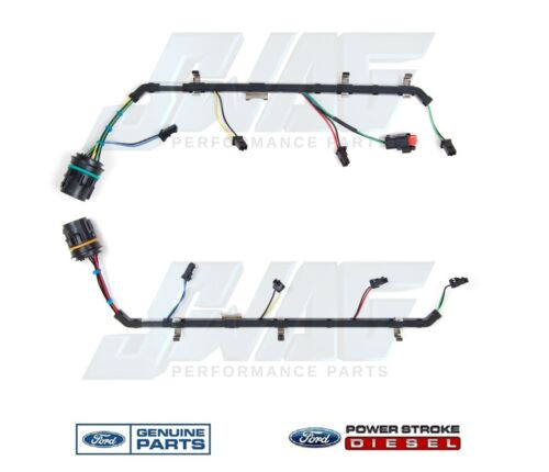 Fuel Inject. Controls & Parts 6.4L Powerstroke Diesel OEM Genuine Ford Fuel Injector  Wiring Harness F250 F350 bostwickcourt   Ford F350 Injector Wiring Harness Free Download      Bostwick Court